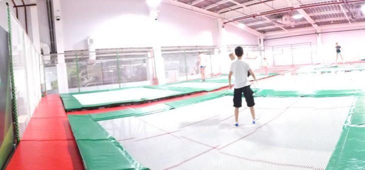 """Батутный комплекс """"Арена"""" объявляет набор в тренировочные группы"""